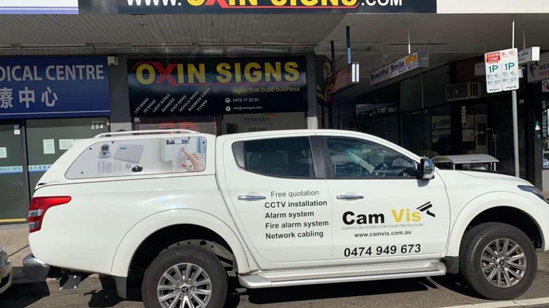 Van Signage