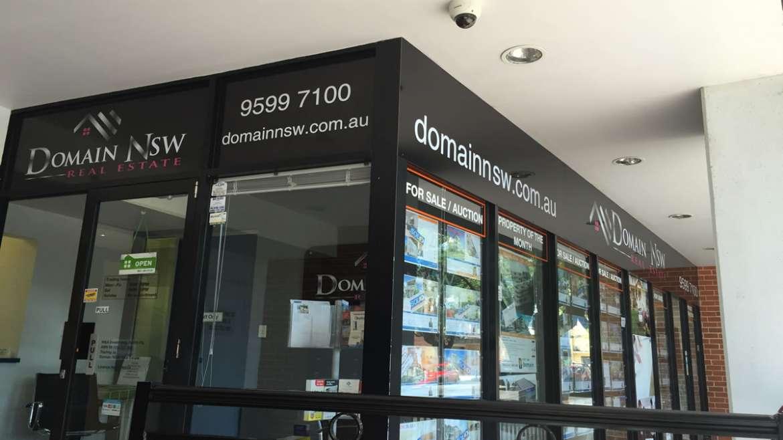 Real Estate Shop Signs Sydney