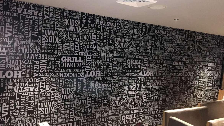 Wallpaper Signs Sydney