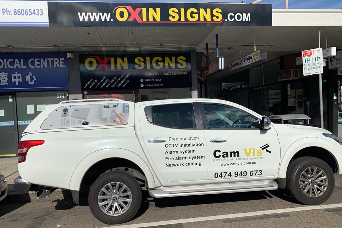 Signs Sydney